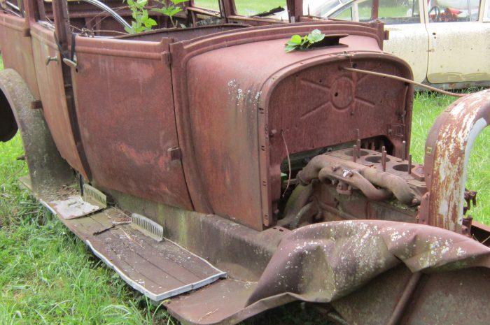 1927 Dodge 4 dr
