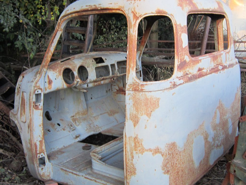 48 Chev Cab only