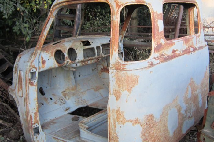 1948 Chev Cab only