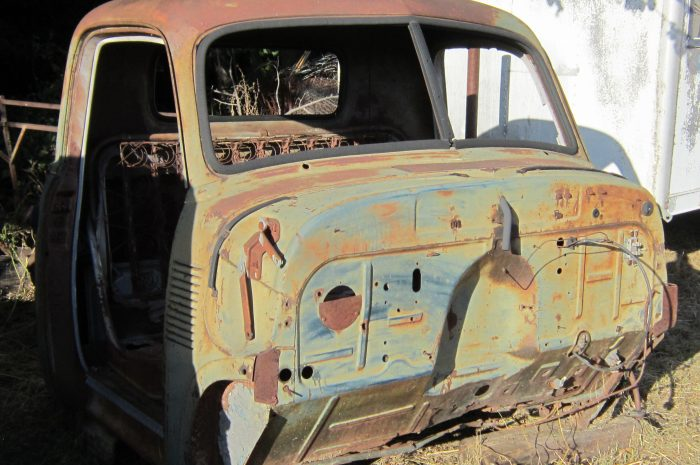 1951 Chev Cab only #1