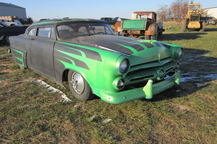 ***1952 Ford