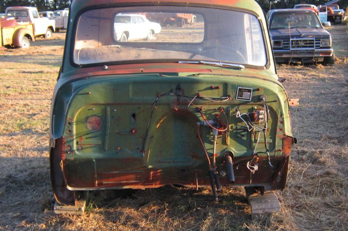 1954 Chev Cab only