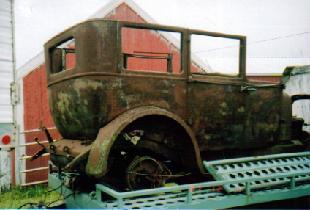 1930 Dodge 4 dr sedan