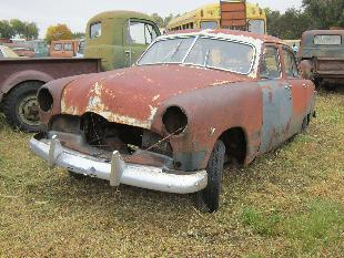 1951 Ford 4 dr