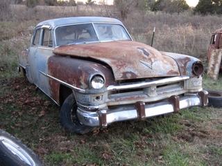 1953 Chrysler 4 dr