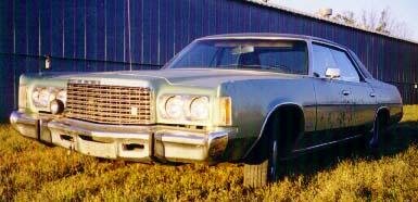 1975 Chrysler Newport