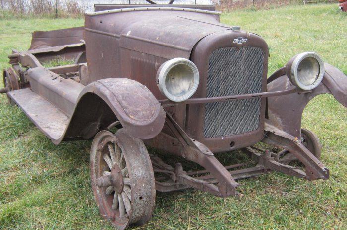 1928 Chev 1 Ton