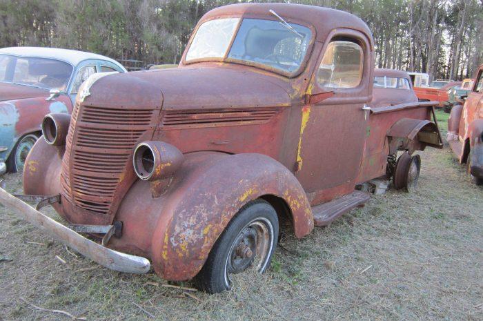 1939 IHC half ton