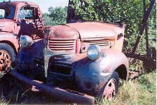 1940 Dodge 1.5 ton