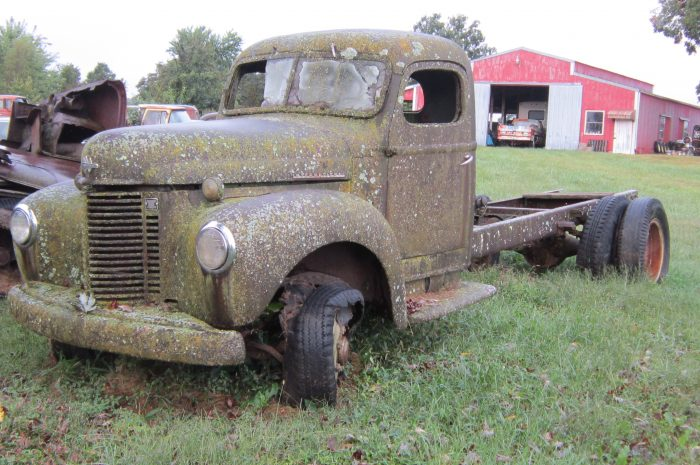 1941 IHC KS 5 dually