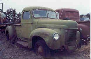 1945 IHC K1 pickup