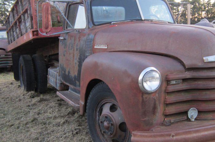 1947 Chev 2 ton