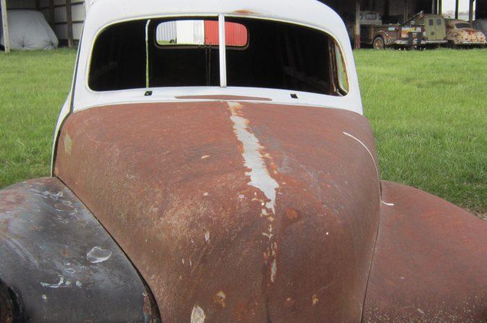 1947 Chev Sedan Delivery
