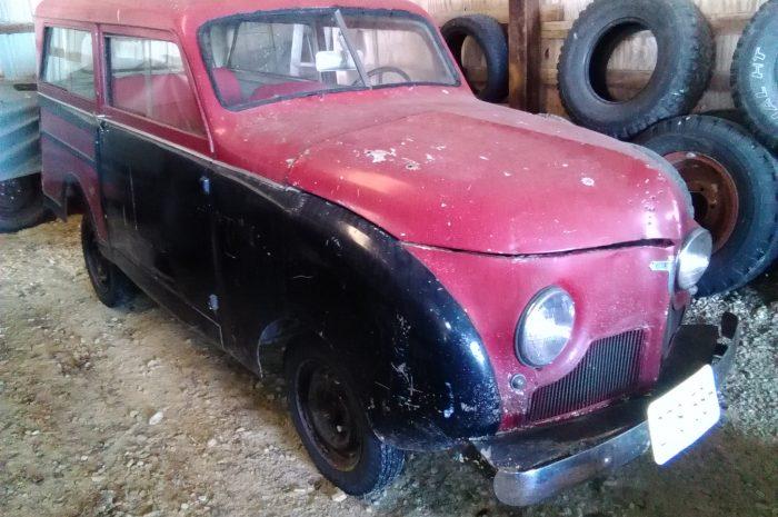 *1947 Crosley Wagon