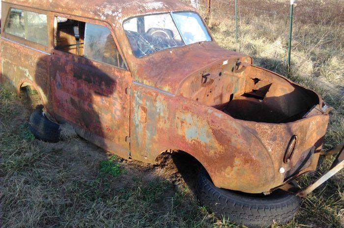 1947 Crosley Wagon