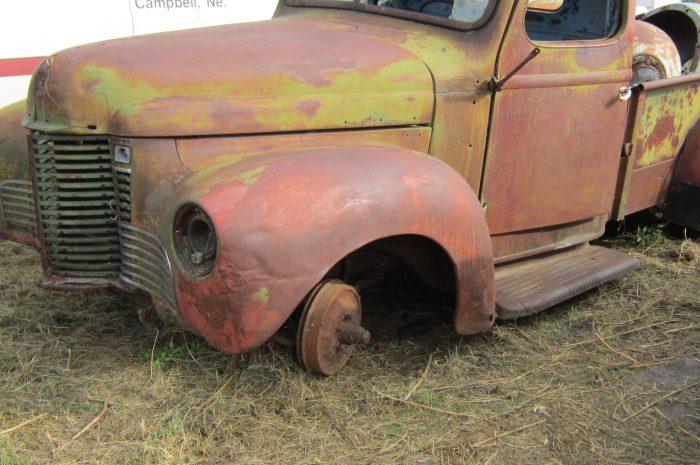 1947 IHC KBl pickup