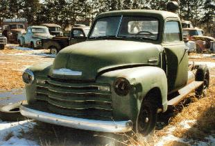1948 Chev 3/4-1 ton