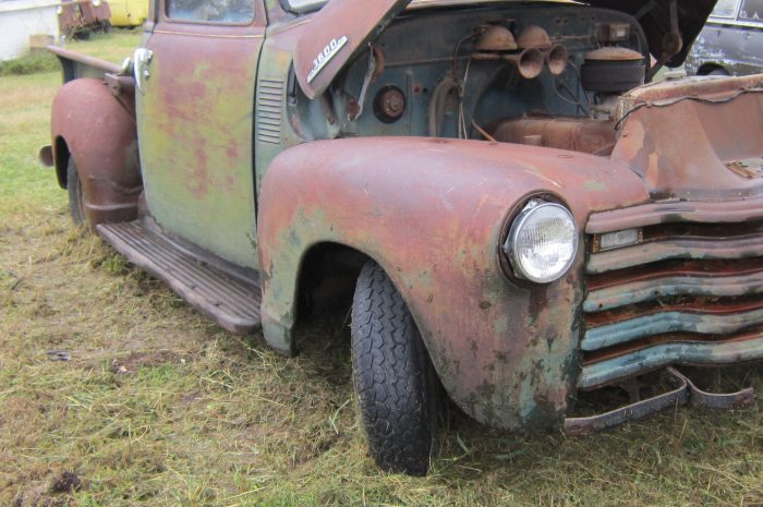 1948 Chev 1/2 ton short box