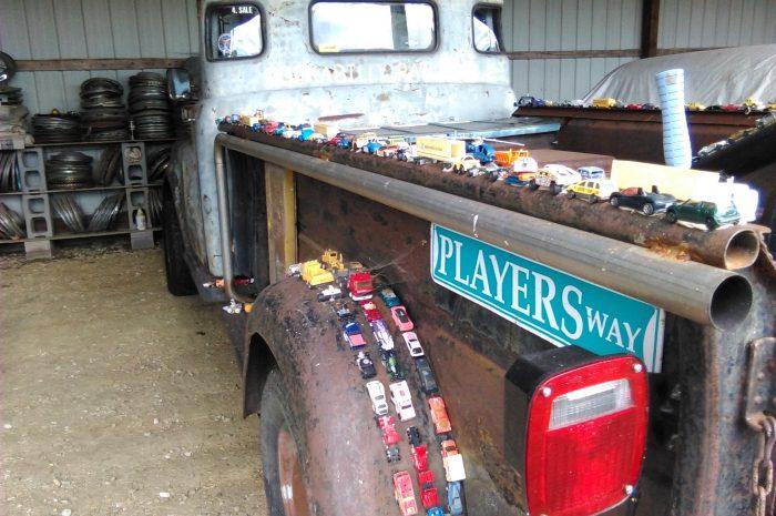 ***1948 Dodge 1/2 ton Rat Rod Art Truck