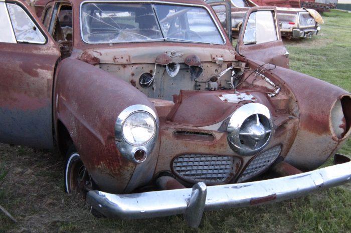 1950 Studebaker 4 dr Champion