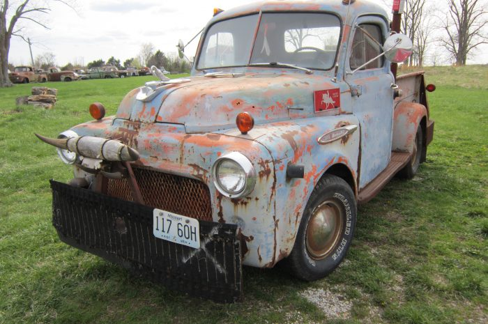 ***1952 Dodge Rat Rod