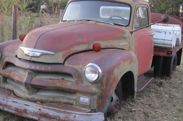 1954 Chev 4100