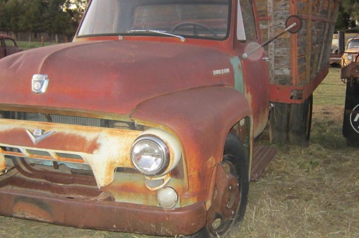 1954 Ford F600