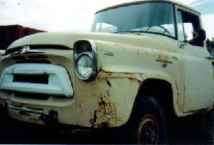 1957 IHC 3/4 ton