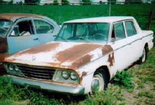 1964 Studebaker Commander
