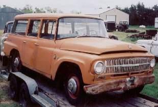 1965 IHC 3/4 ton 1100