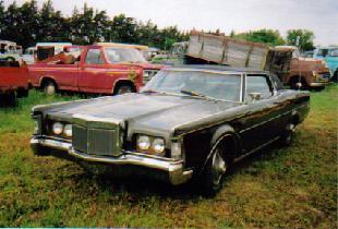 1969 Lincoln Mark 111