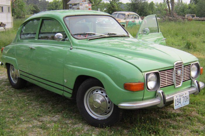 ***1969 Saab