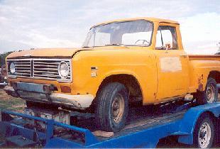 *1972 International Model 1100