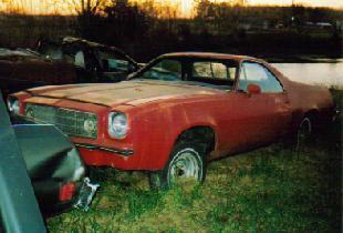 1973 Chev El Camino