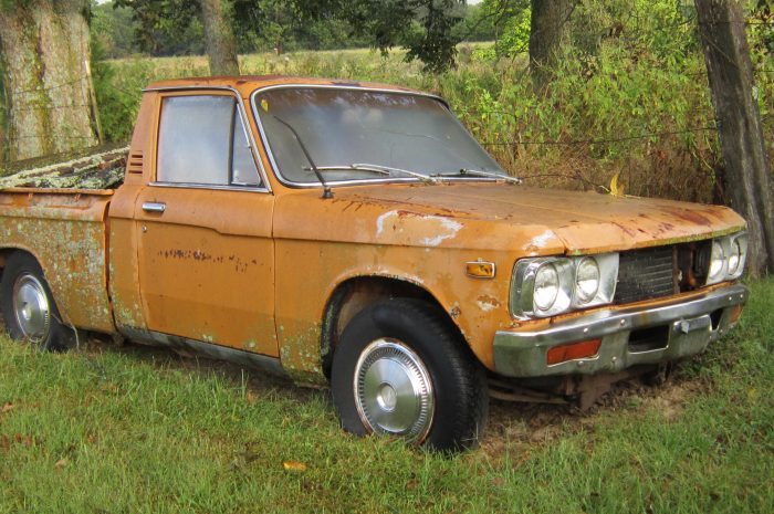 1976 Chev LUV by Isuzu