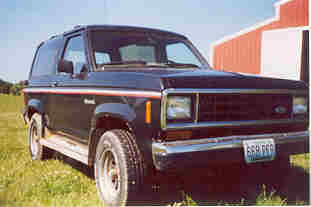 ***1987 Ford Bronco II