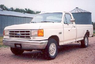 *1989 Ford F150