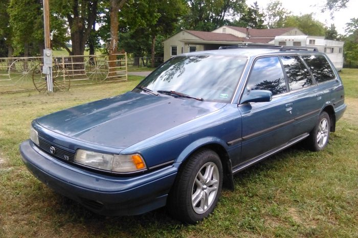 1991 Toyota Camry Station Wagon