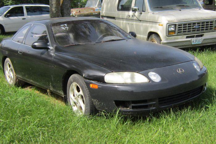 1995 Toyota Lexus Coupe