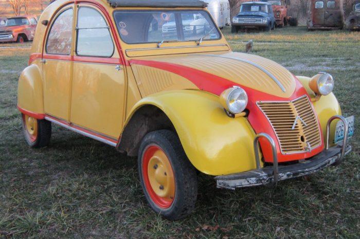 ***60 Citroën