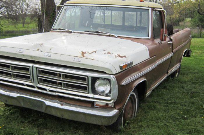 *1972 Ford ½ ton